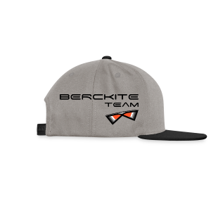 Berckite Team Orange - Casquette snapback