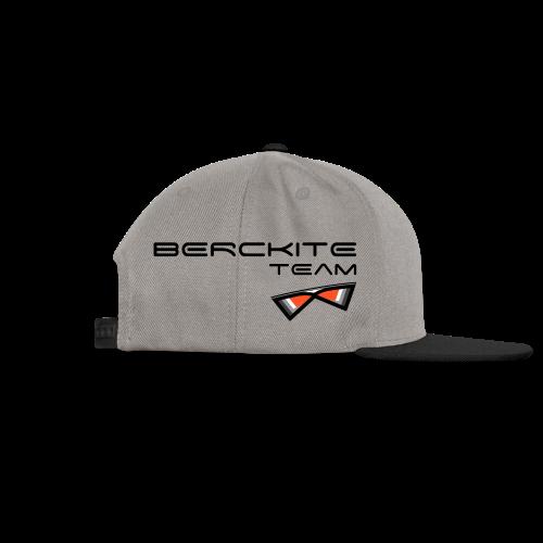 Berckite Team Orange - Casquette snapback