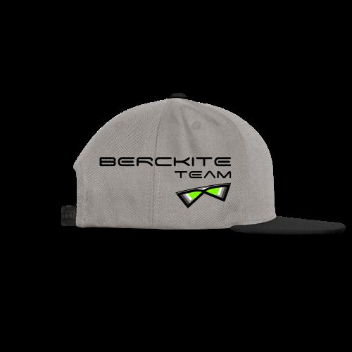 Berckite Team Vert Fluo - Casquette snapback