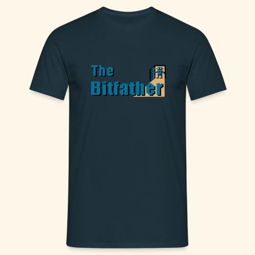 The Bitfather - Shirt navy-blue - Männer T-Shirt