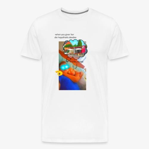 Hepafrietis Joey Lankhorst T-Shirt Heren - Men's Premium T-Shirt
