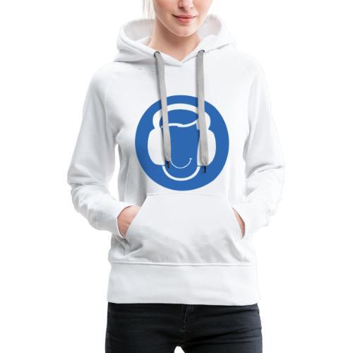 DJ Women's Hooded Sweatshirt - Women's Premium Hoodie