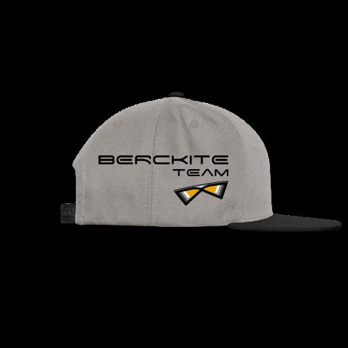 Berckite Team Or - Casquette snapback