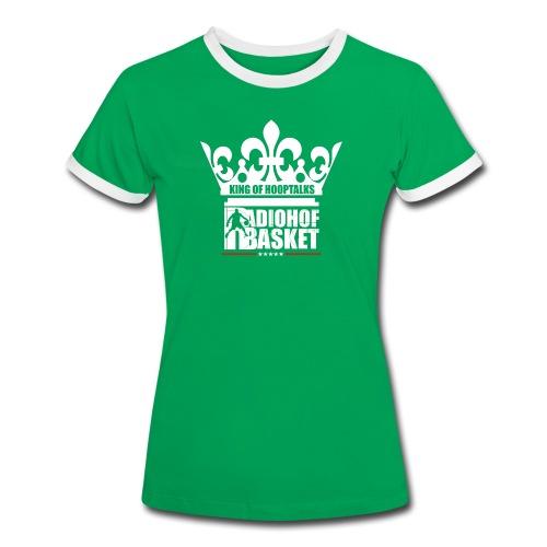 Ringer Tshirt RHB Green - Women's Ringer T-Shirt
