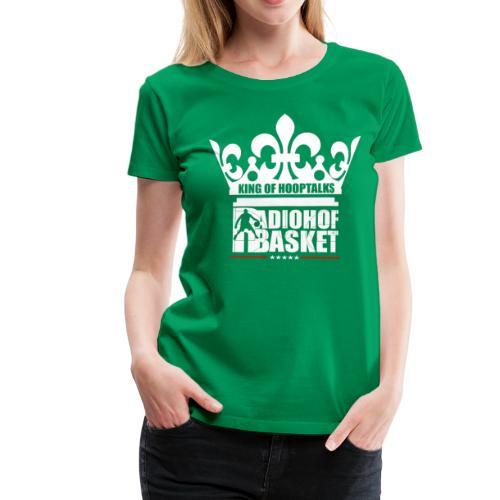 Premium Tshirt RHB Green - Women's Premium T-Shirt