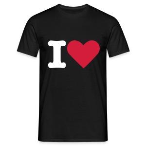 I love myself! 1 - Mannen T-shirt