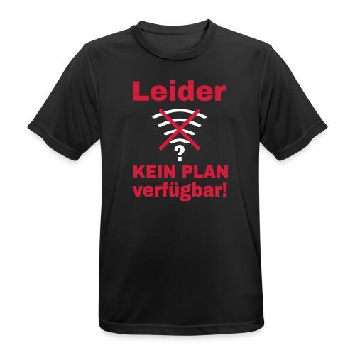 Wlan Nerd Sprüche Motiv T-Shirts - Männer T-Shirt atmungsaktiv