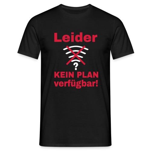 Wlan Nerd Sprüche Motiv T-Shirts - Männer T-Shirt