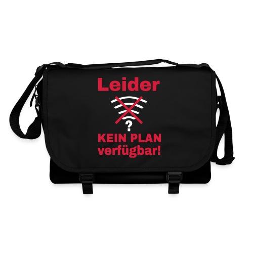 Wlan Nerd Sprüche Motiv Taschen & Rucksäcke - Umhängetasche
