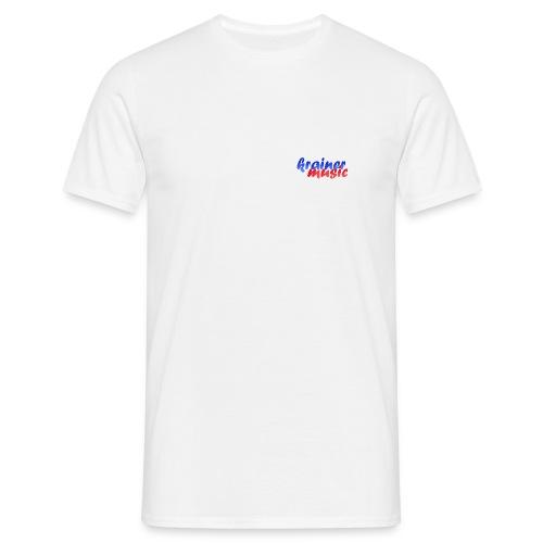 Comfort T weiß KrainerMusic KM01TS03 - Männer T-Shirt
