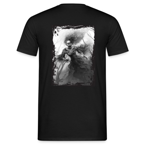 Seelenfänger T-Shirt Ghost male - Männer T-Shirt
