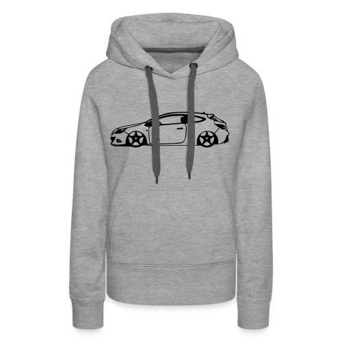 Astr* J GTC Frauen  - Frauen Premium Hoodie