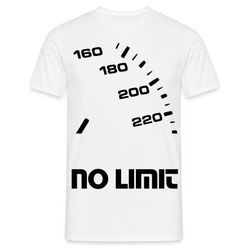 no limit - T-shirt Homme
