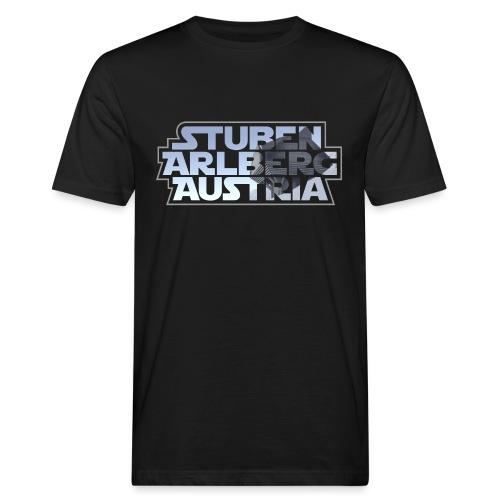 Stuben T-Shirt - Männer Bio-T-Shirt