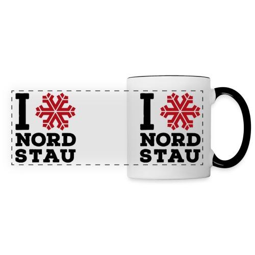 I love Nordstau Tasse - Panoramatasse