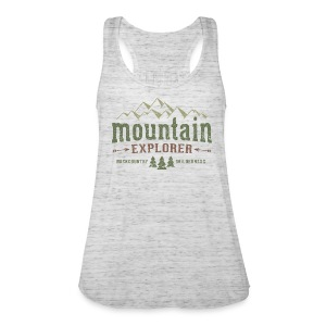 Mountain Explorer Tank Top - Women's Tank Top by Bella