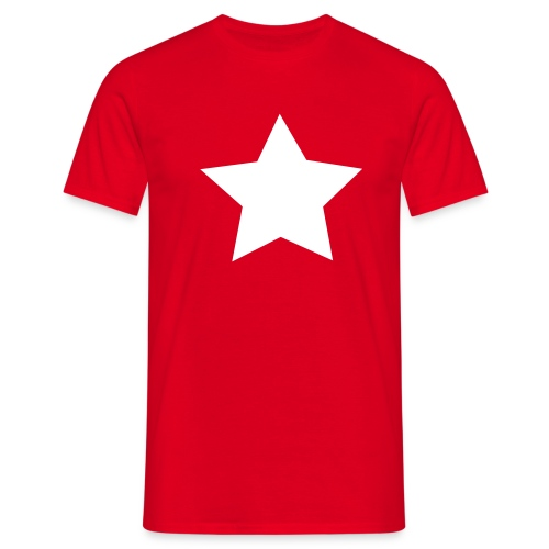 I'm awesome Star tee - Men's T-Shirt