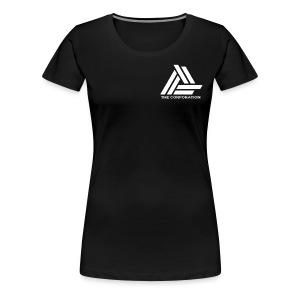 Corporation shirt vrouw - Women's Premium T-Shirt