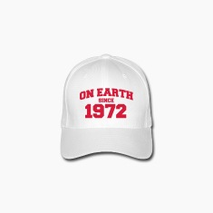 White onearth1972 Caps & Hats