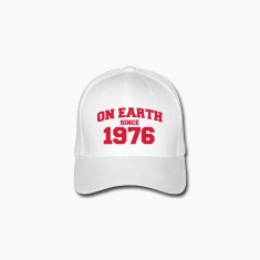 White onearth1976 Caps & Hats