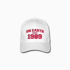 White onearth1989 Caps & Hats