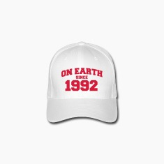 White onearth1992 Caps & Hats