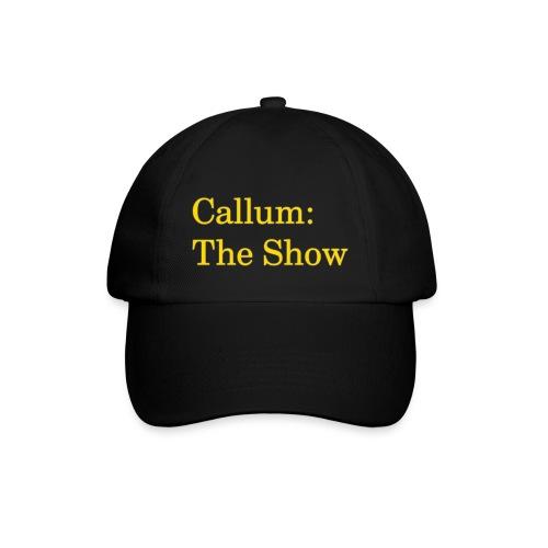 Callum: The Hat - Baseball Cap