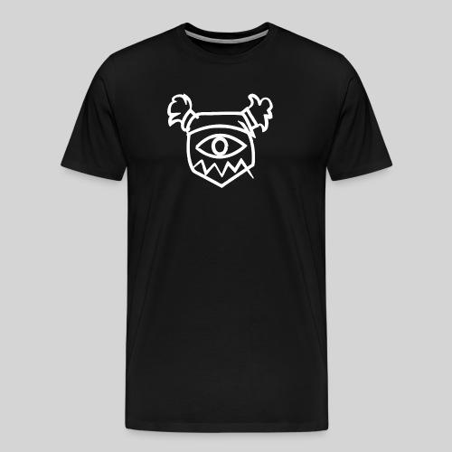Black Tshirt - Men's Premium T-Shirt