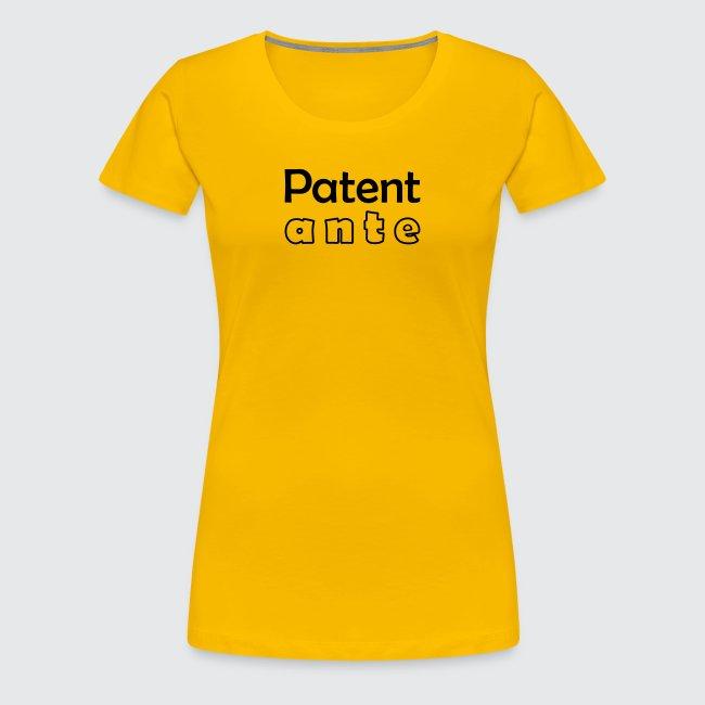 Patent ante