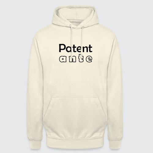 Patent ante - Unisex Hoodie