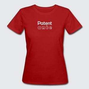 Patent ante - Frauen Bio-T-Shirt