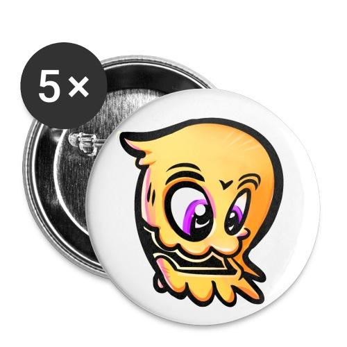 Geist Button - Buttons mittel 32 mm
