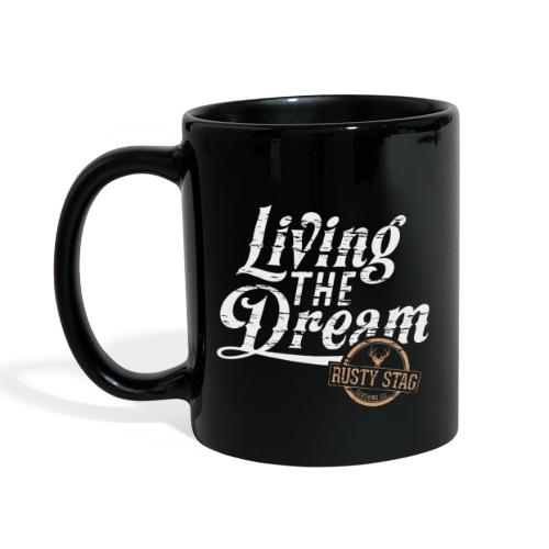 Living The Dream Mug - Full Colour Mug