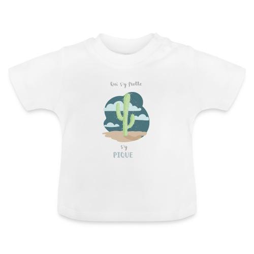cactus shirt // bébé - T-shirt Bébé