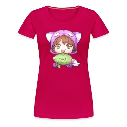 Premium | Frauen | Mexi Pommel - Frauen Premium T-Shirt
