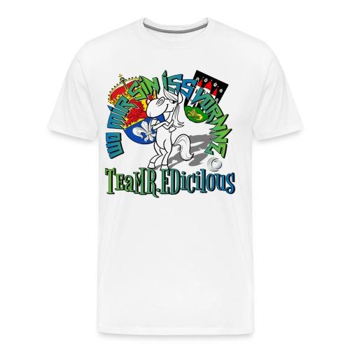 TeaMR.EDilicilous 2 - Männer Premium T-Shirt