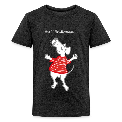 Schüttel die Maus / Teenager - Teenager Premium T-Shirt
