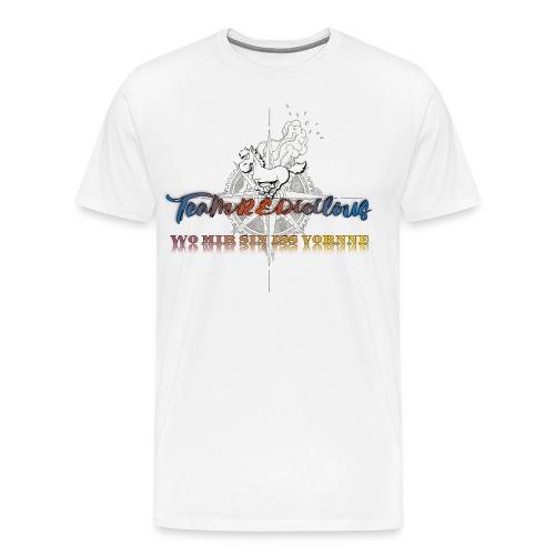 TeaMR.EDicilous 4 - Männer Premium T-Shirt