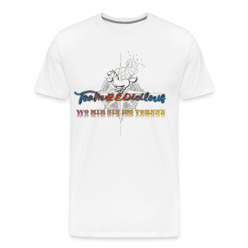 TeaMR.EDicilous 3 - Männer Premium T-Shirt