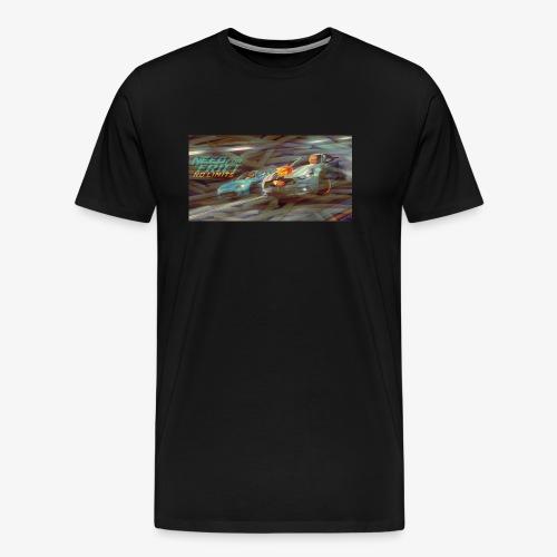 Need for Friet T-Shirt Heren - Men's Premium T-Shirt