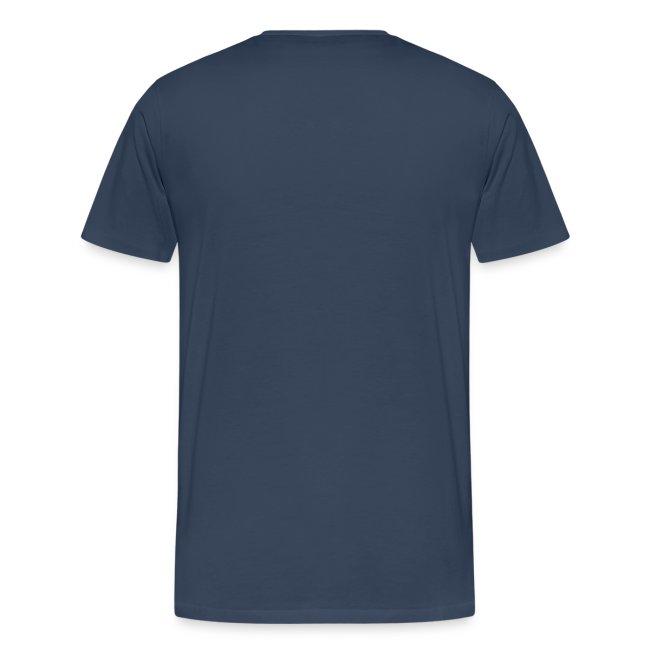 Grappg mannen shirt Druk met niets doen!