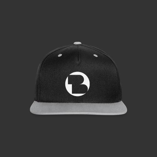 Mr Bennie Cap 2 - Contrast Snapback Cap