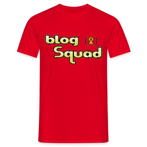 BLOG SQUAD - MALE - Men's T-Shirt