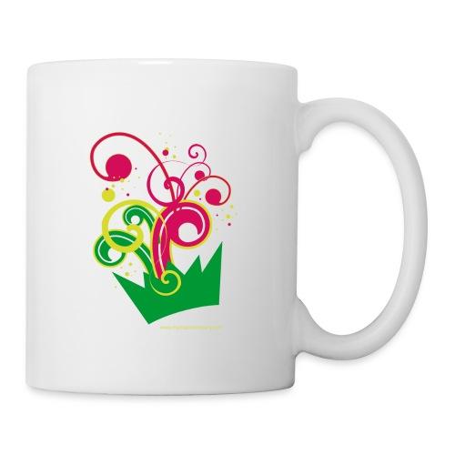 Mug couronne - Mug blanc