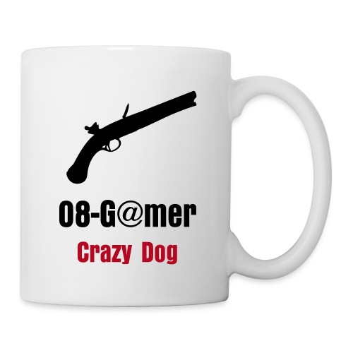 Crazy Dog - Mugg