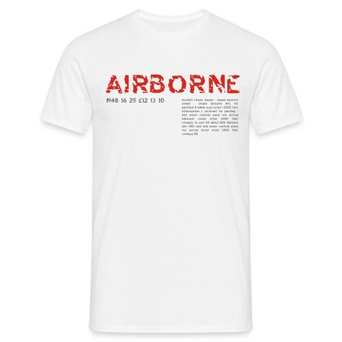 Airbourne 2 - Männer T-Shirt