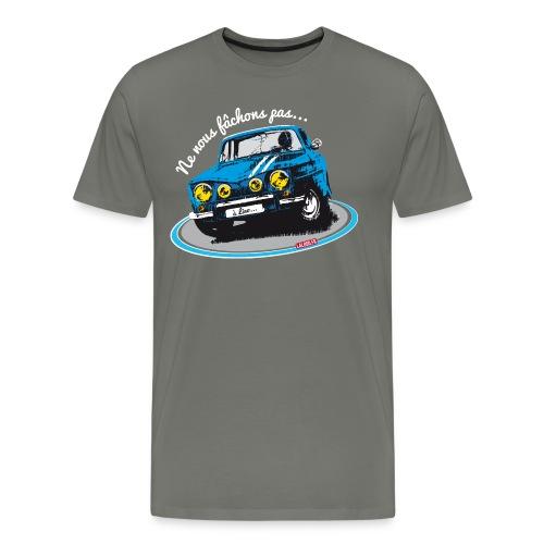 T-shirt Ne nous fâchons pas - T-shirt Premium Homme