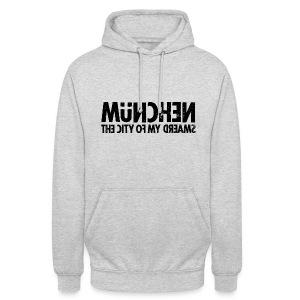 München (black oldstyle) - Unisex Hoodie