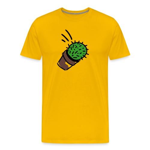 Mein kleiner grüner Kaktus - Männer Premium T-Shirt