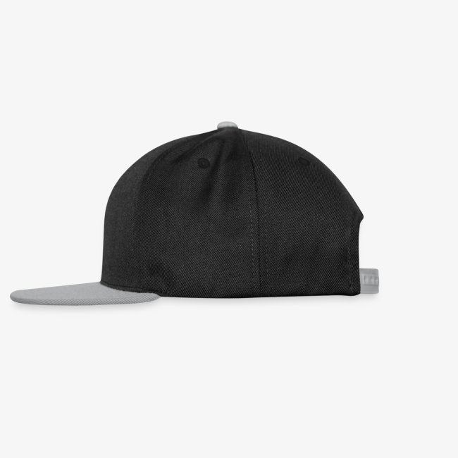 RoninZ Base Cap - Black/Grey